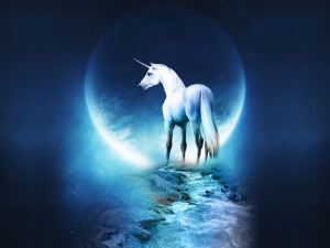 Unicorn. Source: http://images4.fanpop.com/image/photos/22800000/Chase-s-unicorn-dream-of-night-greek-demigod-roleplay-22818009-1600-1200.jpg